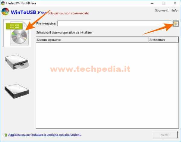 Clonare Installare Windows Su Pendrive Disco Usb Wintousb 061
