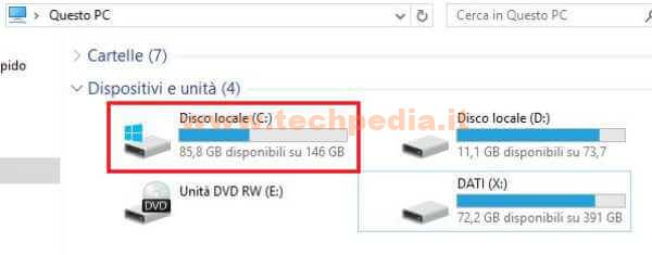 Clonare Installare Windows Su Pendrive Disco Usb Wintousb 109