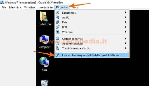 Condividere Cartella Virtual Box Con Windows 034