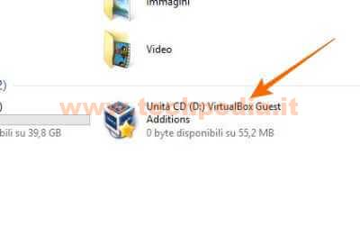 Condividere Cartella Virtual Box Con Windows 064