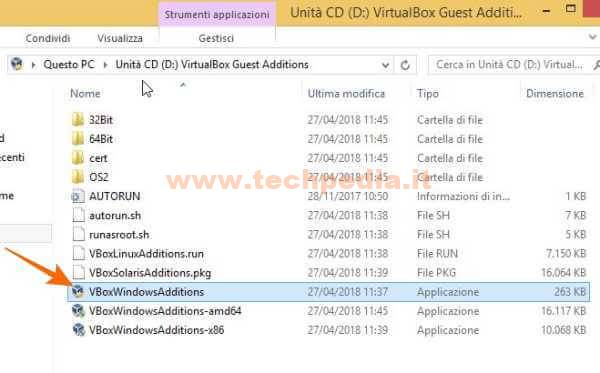 Condividere Cartella Virtual Box Con Windows 067