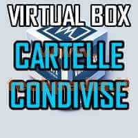 Condividere Cartella Virtual Box Con Windows LOGO