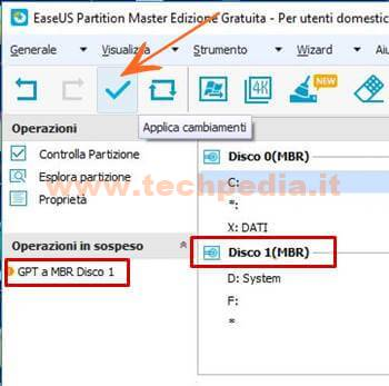 Convertire Formato Disco Mbr Gpt Windows 031