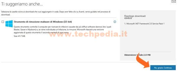 Installare Net Framework Windows 007