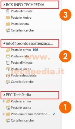 Salvare File Pst Pec Outlook 007