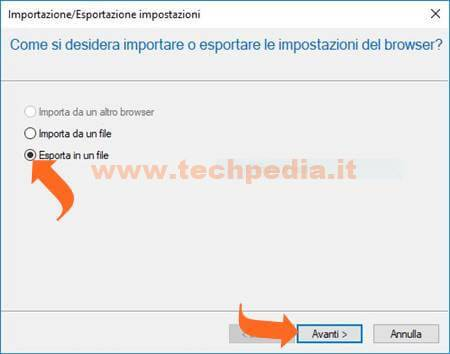 Salvare Preferiti Internet Explorer 013