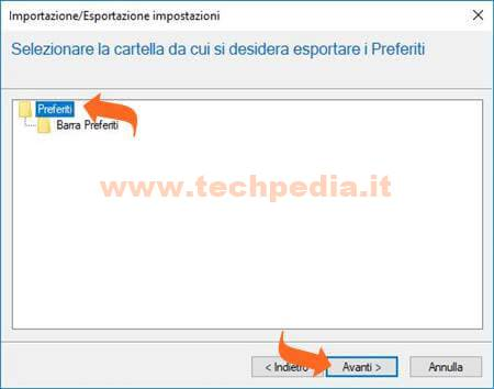 Salvare Preferiti Internet Explorer 019