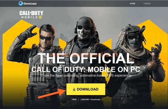 Call Of Duty Mobile Per Pc 007