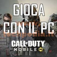 Call Of Duty Mobile Per Pc Logo