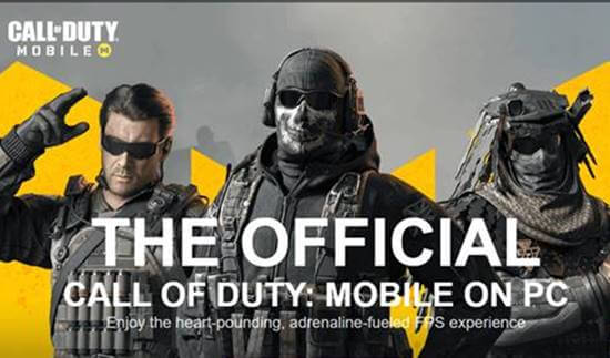 Call Of Duty Mobile Per Pc