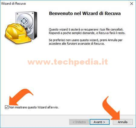 Recuperare File Cancellati Con Recuva Windows 060