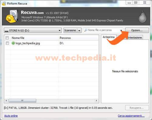 Recuperare File Cancellati Con Recuva Windows 077