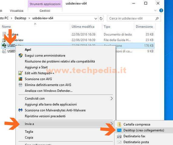 Riparare Catalogo Usb Con Usbdeview Windows 010