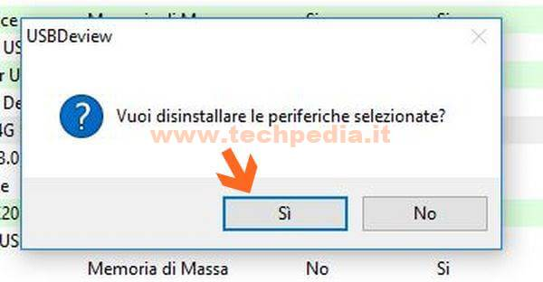 Riparare Catalogo Usb Con Usbdeview Windows 036